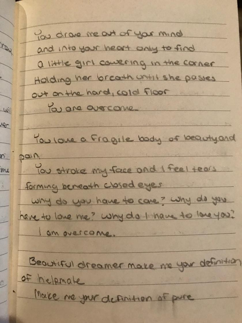 Overcome Page 3