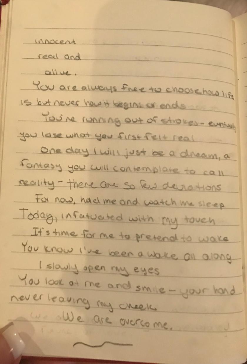 Overcome Page 4
